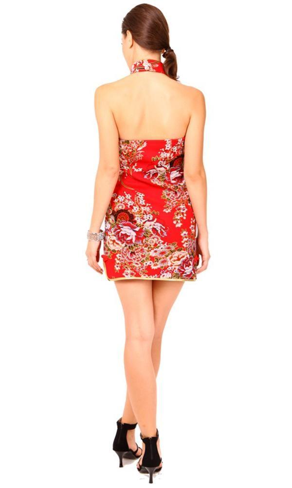 Asian Mini Dress 107