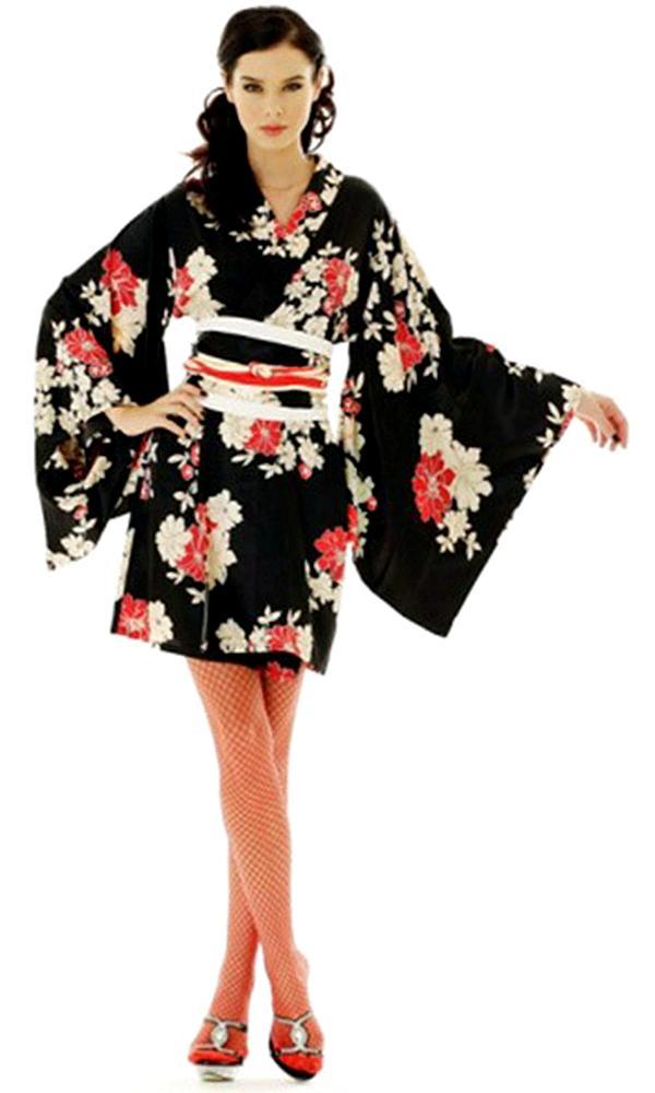 Oriental Kimono Robe - Kimono u0026 Yukata Robes - aFashion
