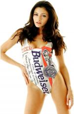 Budweiser One Piece Suit