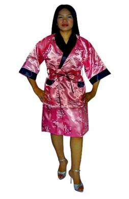 Asian Silk Robe