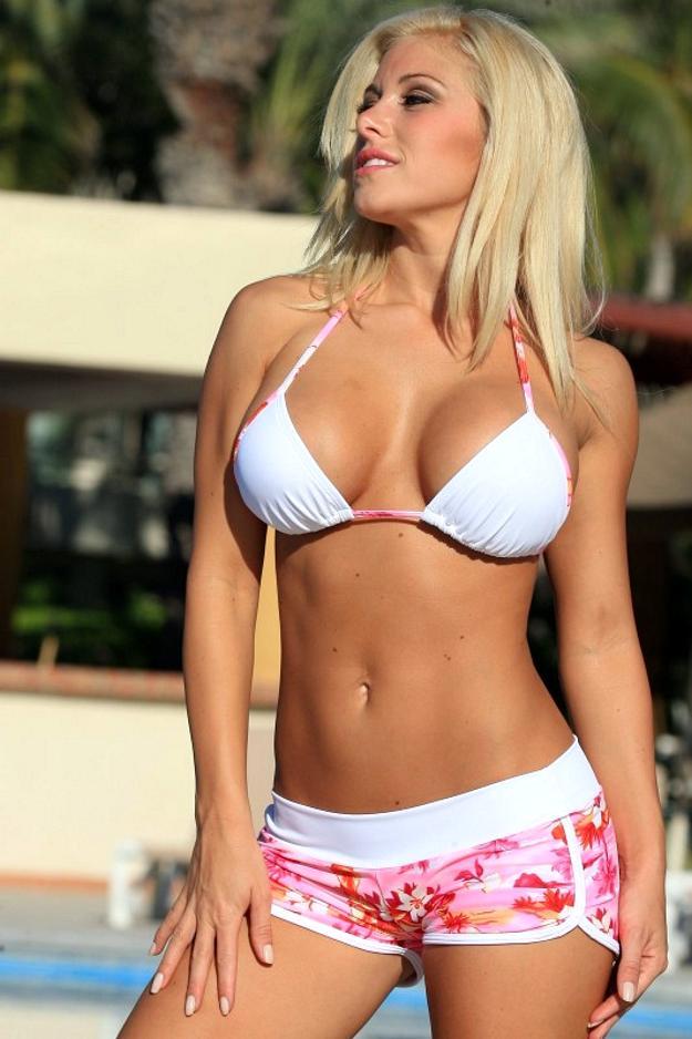 Shapely Beach Bikini - Sexy Bikinis