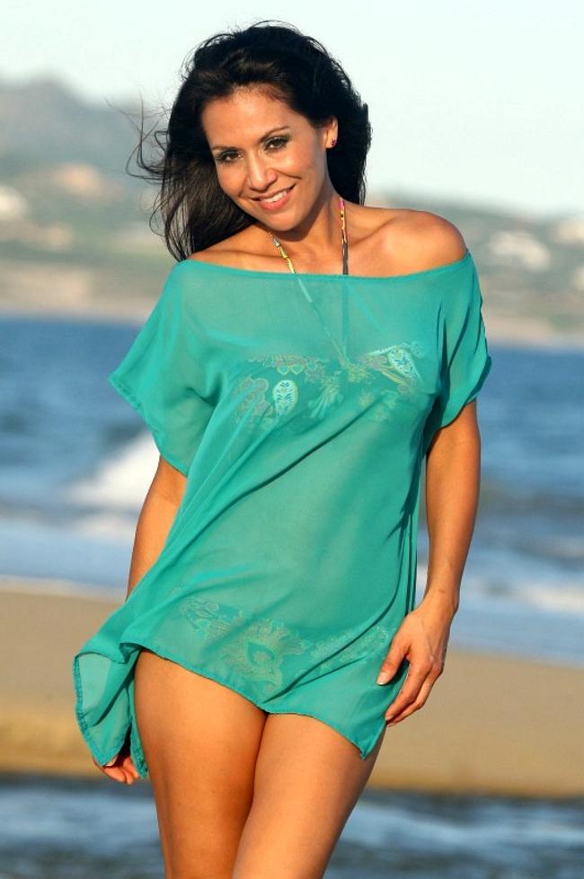 Looker Sheer Tunic - Beach & Swim Cover-ups