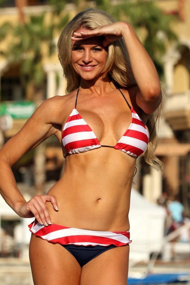a722174be44df Elegant American Sexy Bikini - G-String   Thong Bikinis - aFashion