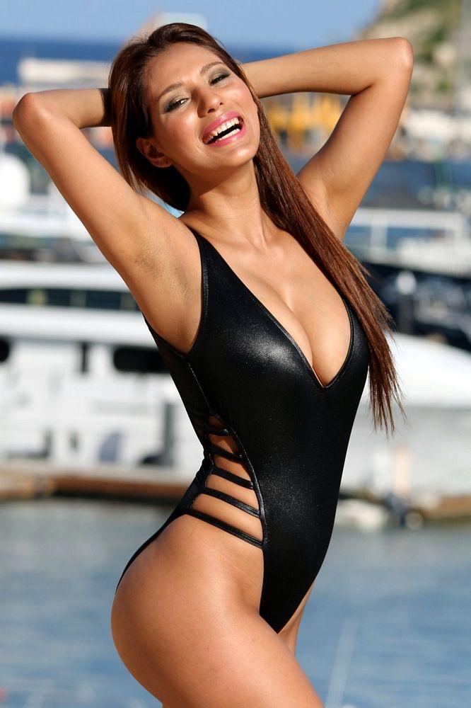 piece playmate One bikini