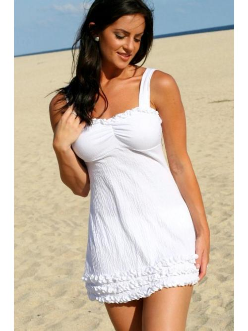 Refined Swim Dress