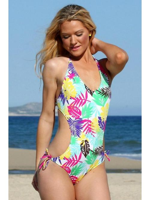 Breathtaking Cut-out One Piece Swimsuit