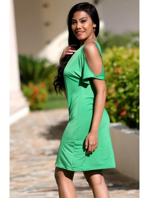 Awe-Inspiring Green Dress