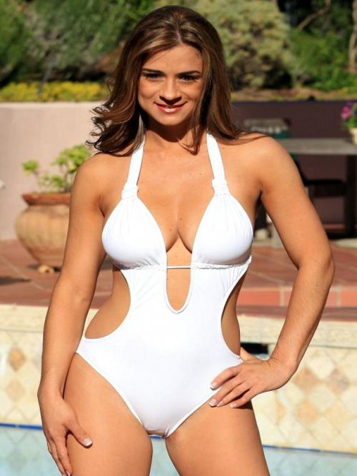 Ambrosial One Piece Swimsuit