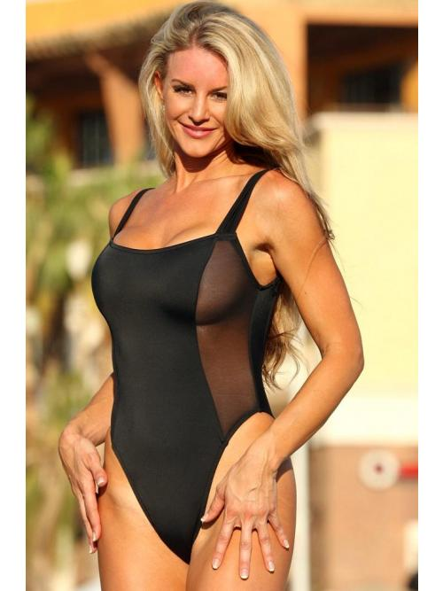 Upscale One Piece Swimsuit