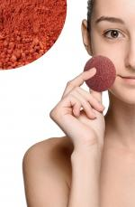Red Clay Konjac Sponge