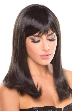 Hollywood Wig Black