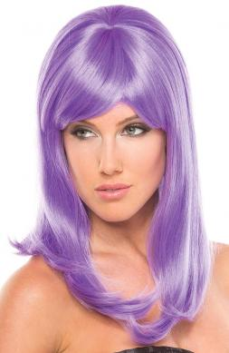 Hollywood Wig Lavender