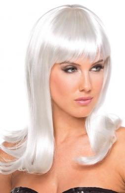Hollywood Wig White