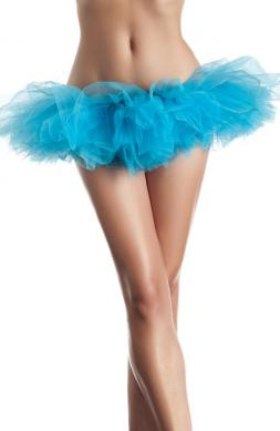 Organza tutu in light