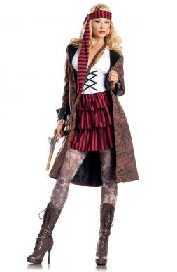 Provoative Pirate Costume