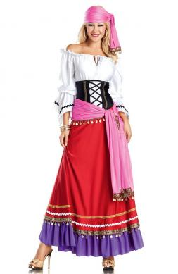 Tempting Gypsy Costume