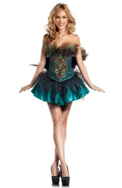 Princess Peacock Costume