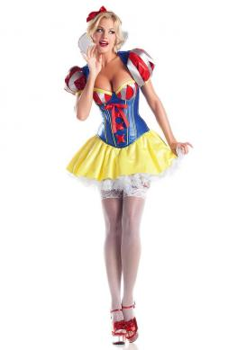 Sweetheart Snow Costume
