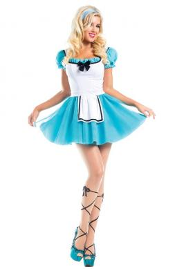 Wonderland Hero Costume