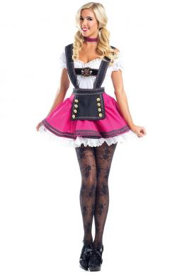 Swiss Beauty Costume
