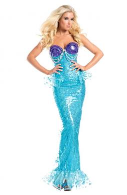 Under The Sea Mermaid Dress