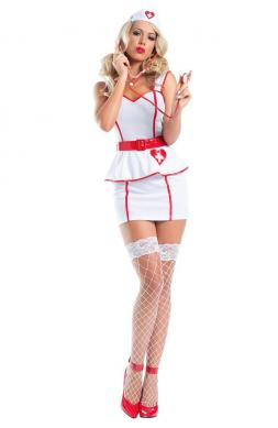 Personal Care Nurse Costume