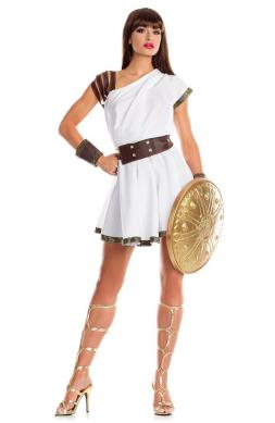 Gallant Gladiatrix Costume