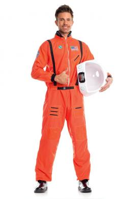 Admirable Astronaut Costume