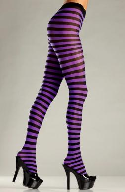 Pantyhose Purple