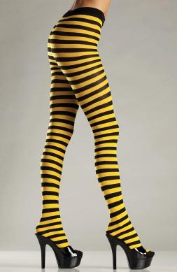 Pantyhose Yellow