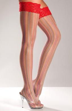 Thigh Highs Rainbow