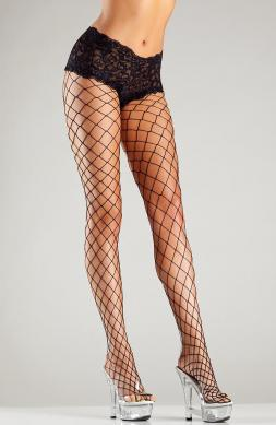 Fine Fence net tights with