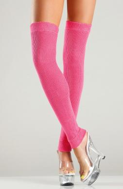 Thigh Highs Hot Pink