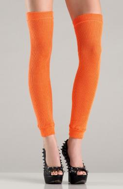 Thigh Highs Orange