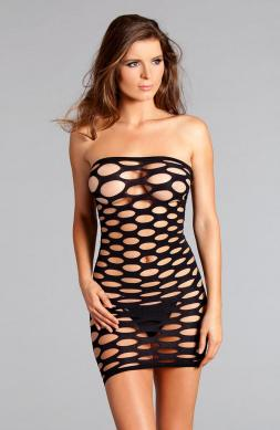 Spandex Tube Top Dress