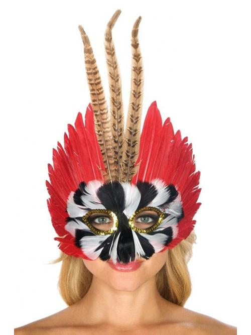 Darling Feather Mask