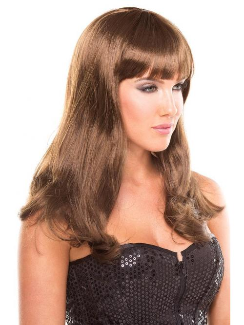 Pop Diva Wig Brown