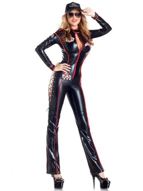 Formula Fun Racer Costume