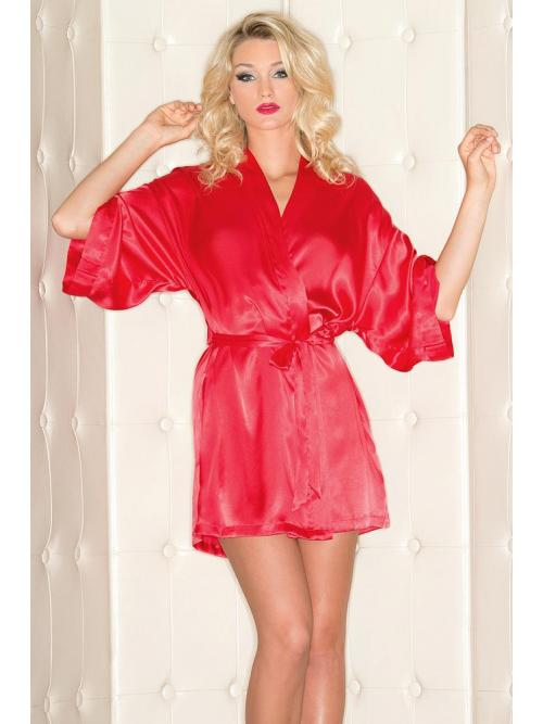 Formidable Satin Robe