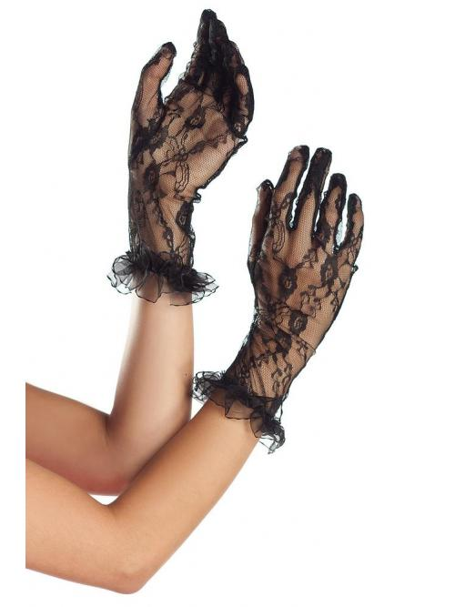 Enchanting Midarm length Lace Gloves