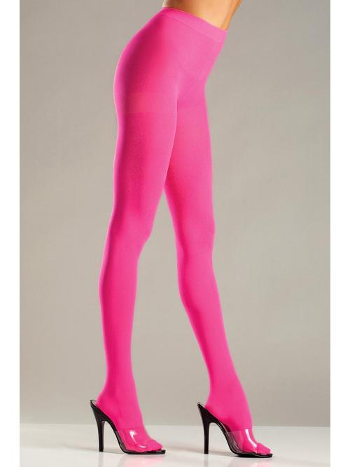 Hot Pink Opaque Nylon