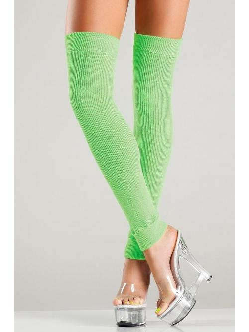 Thigh Highs Neon Green