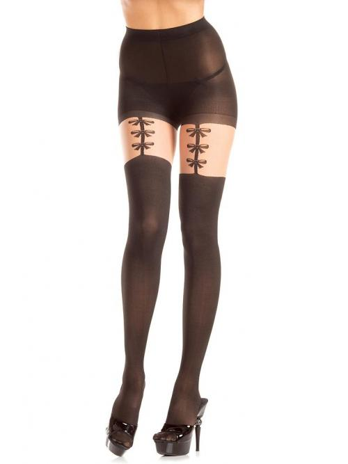 Opaque Pantyhose with