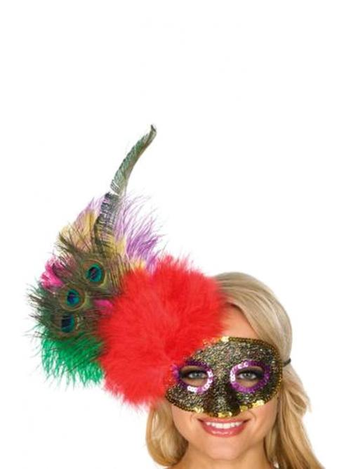 French Costume Ball Mask