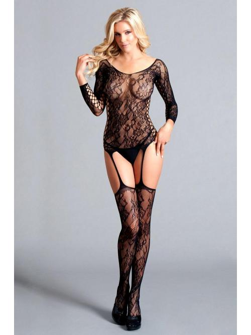 Stylish Vibe Long sleeved suspender